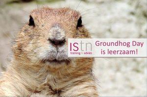 De film Groundhog Day leert je een belangrijke verkooples! Lees de verkooptip van ISTN.nl